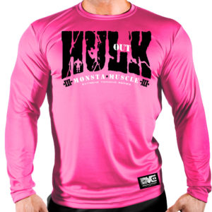 Breast Cancer: Hulk Out:Feel the Rush-210: Pink