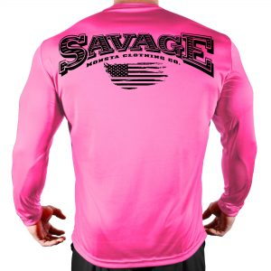 Breast Cancer: Savage-342: Pink